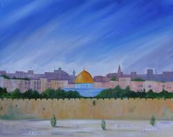 Jerusalem by Deborah Hoover