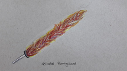 Cherub Sword by Jessica Oltersdorf