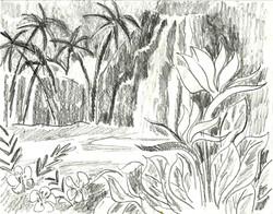 Garden of Eden by Deborah Hoover