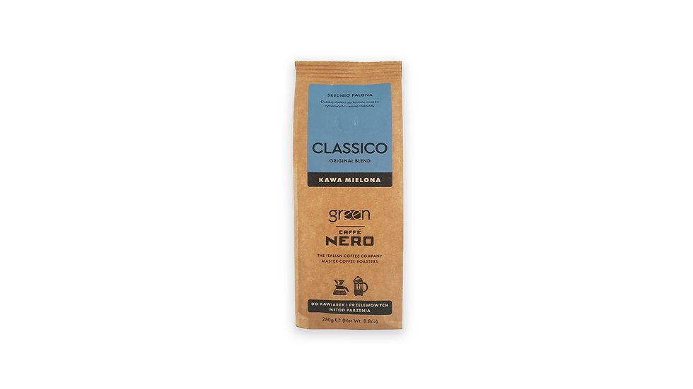 Kawa mielona do metod przelewowych 250g