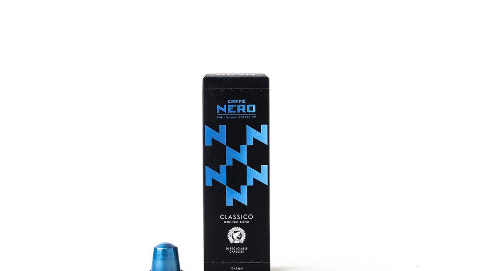 Kawa w kapsułkach Classico Blend Caffe Nero