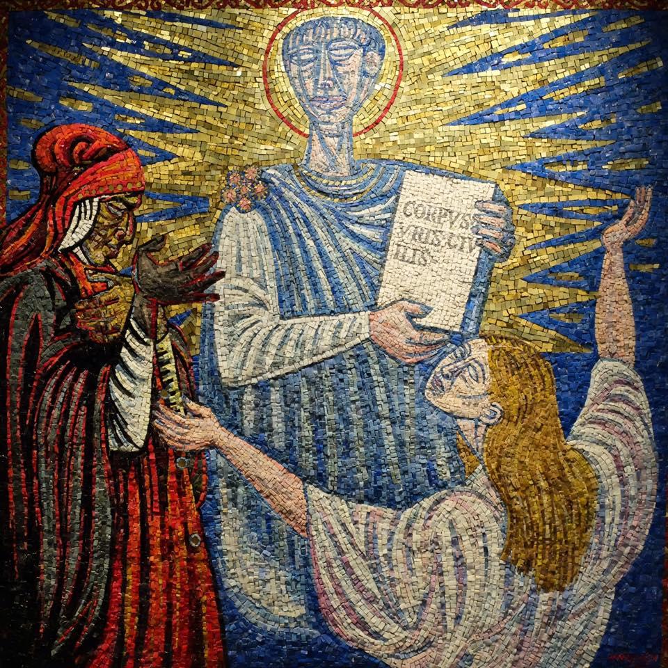 Cesare fui e son Iustiniano | Paradiso VI