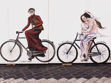 """""""CON VISTA CARCA DI STUPOR"""" è il progetto fotografico per riscoprire Dante attraverso le immagini"""