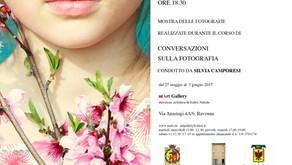Alla niArt Gallery di Felice Nittolo le immagini del corso Conversazioni sulla Fotografia