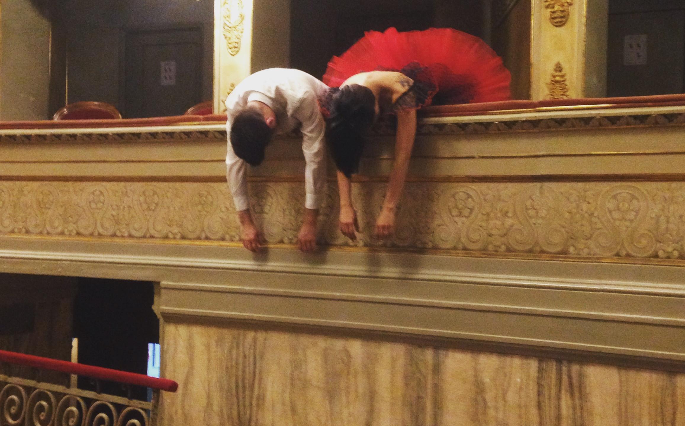Cristina e Michael