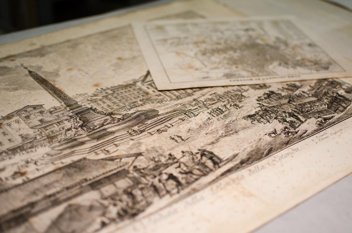 restauro carta