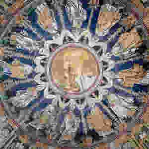 Battistero Neoniano o degli Ortodossi - interno, mosaico della cupola