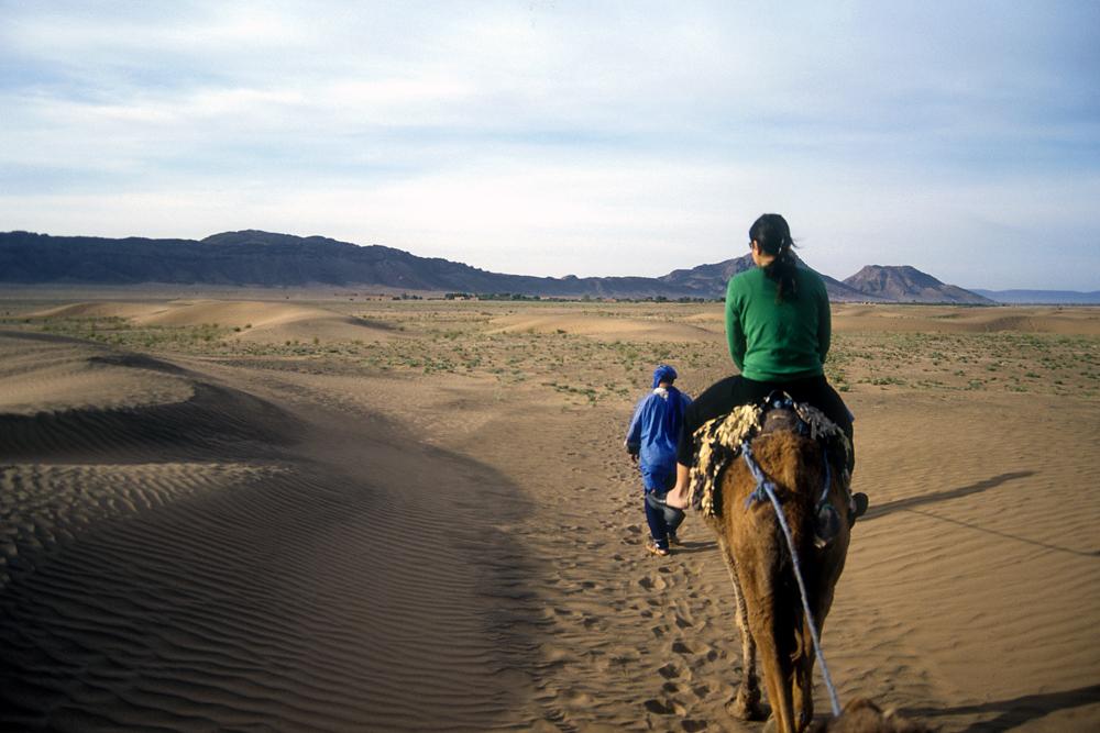 Escursione nel deserto  Ait Benadou - Zagora