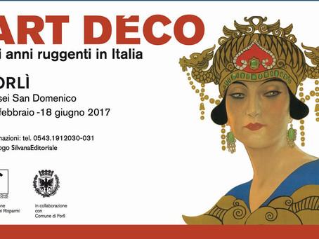 L'indispensabile superfluo. Il Déco e la nascita del gusto italiano in mostra a Forlì