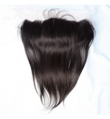 (PARTY GIRL) Brazilian Straight 13x4 Lace Frontal