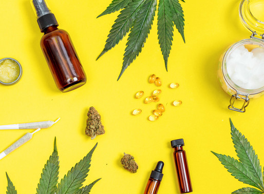 CBD full extract, CBD broad extract, and CBD isolate - Know the Difference