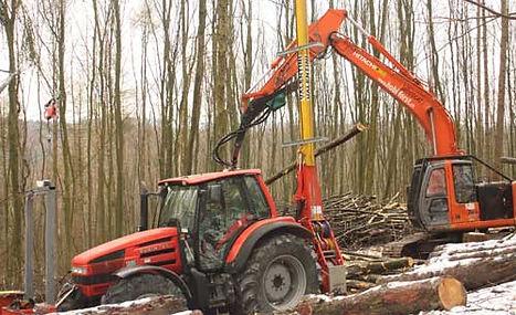 Hobi Forst Forstbetrieb Valentini V400.j