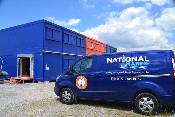 National Marine Hed Office