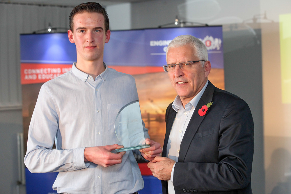 Apprentice award winner