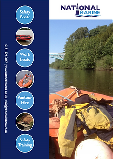 National Marine Safety Boats Brochure