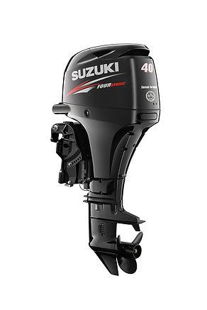 Suzuki DF40 Nationl Marine outboard engine
