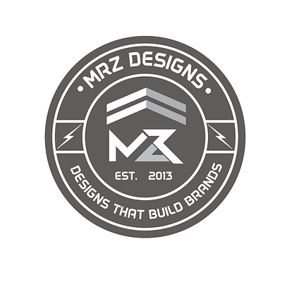 MRZ Designs Badge Logo