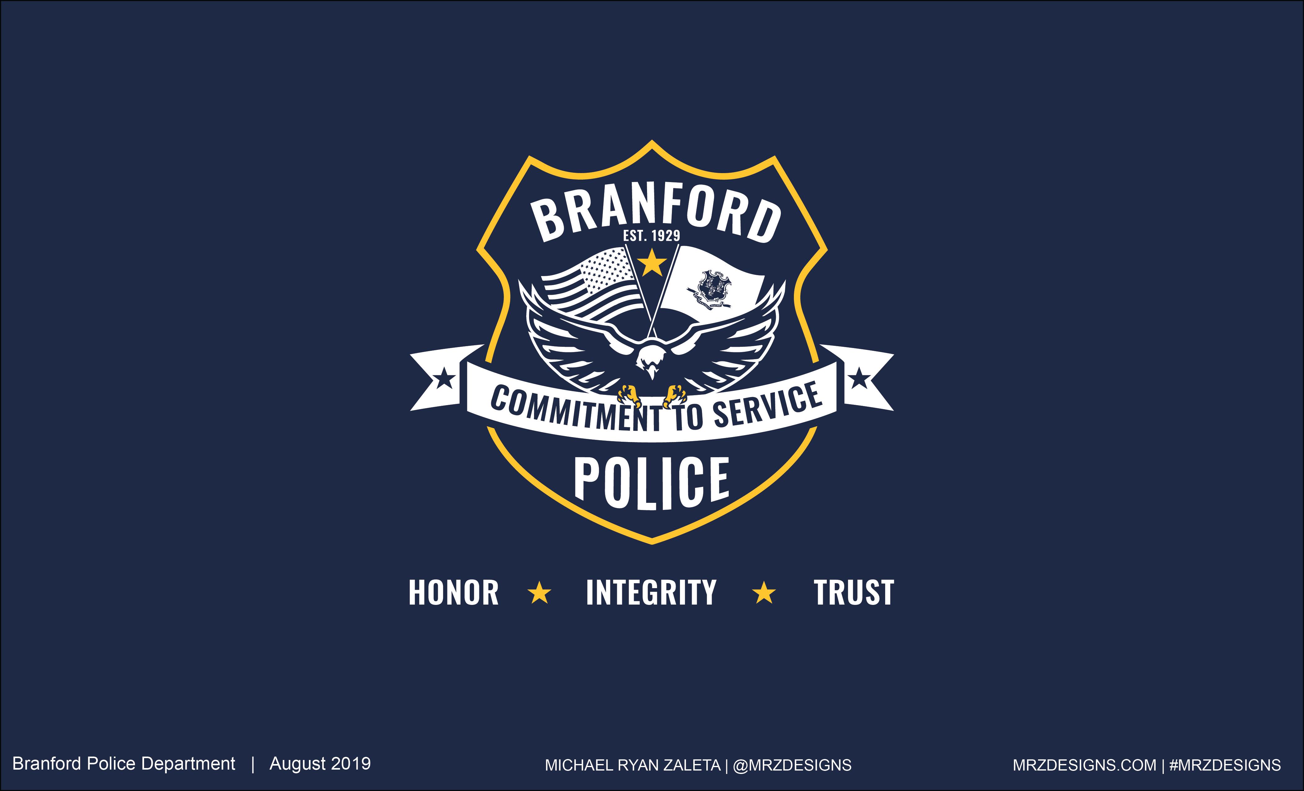 Branford Police Logo
