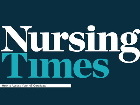 Recognising the CNS role