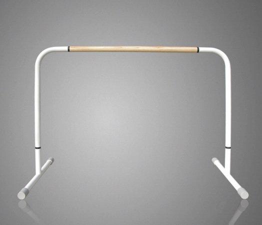 個人用バレエバー|バレエフリーク・パーソナル(木製/高さ固定式)|ご自宅用サイズ