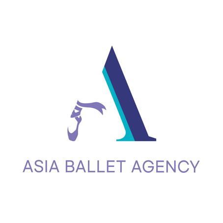 アジアバレエエージェンシーのロゴが新しくなりました!!
