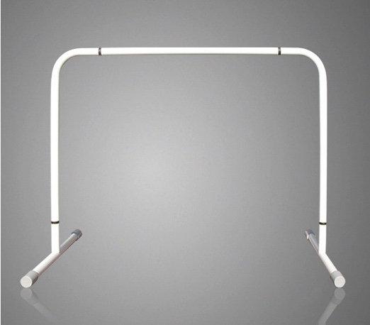個人用バレエバー|バレエフリーク・パーソナル(スチール/高さ固定式)|ご自宅用サイズ