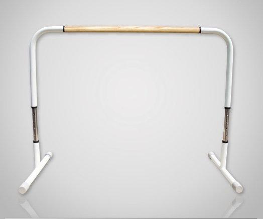 個人用バレエバー|バレエフリーク・パーソナル(木製/高さ調節式)|ご自宅用サイズ|コラボ