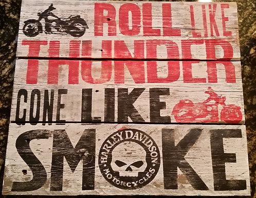 Roll Like Thunder