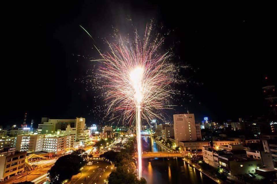 徳島ひょうたん島水都祭