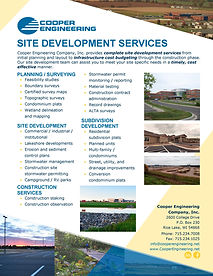 Site Development / Design Services