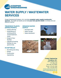 Water Supply / Wastewater