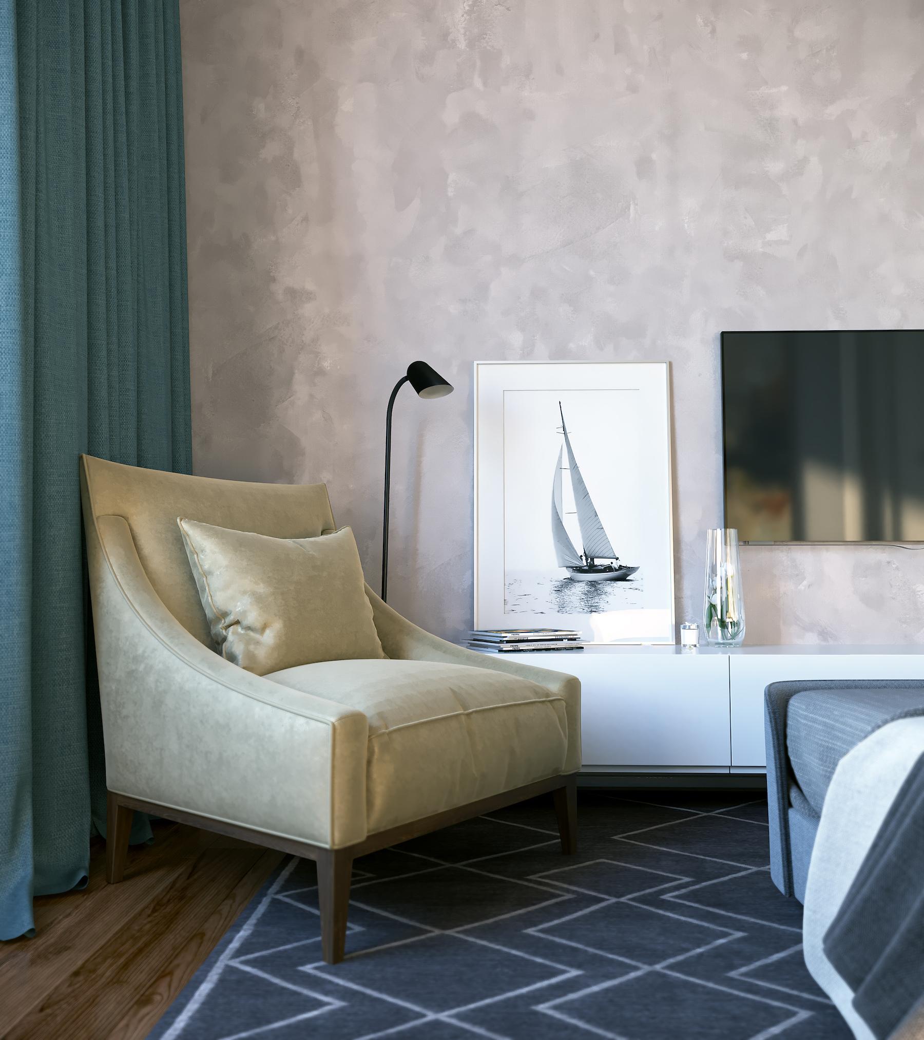 ВА-2017.08.11-Спальня фрагмент кресло