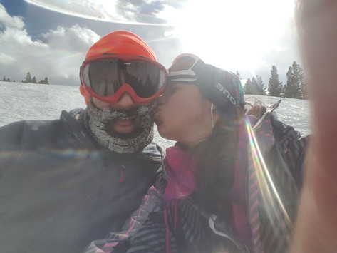 Kisses in Vail