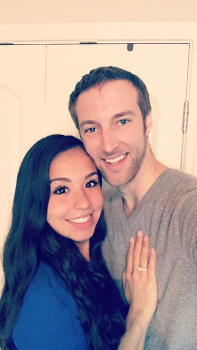 Cinco de Mayo- we're engaged!