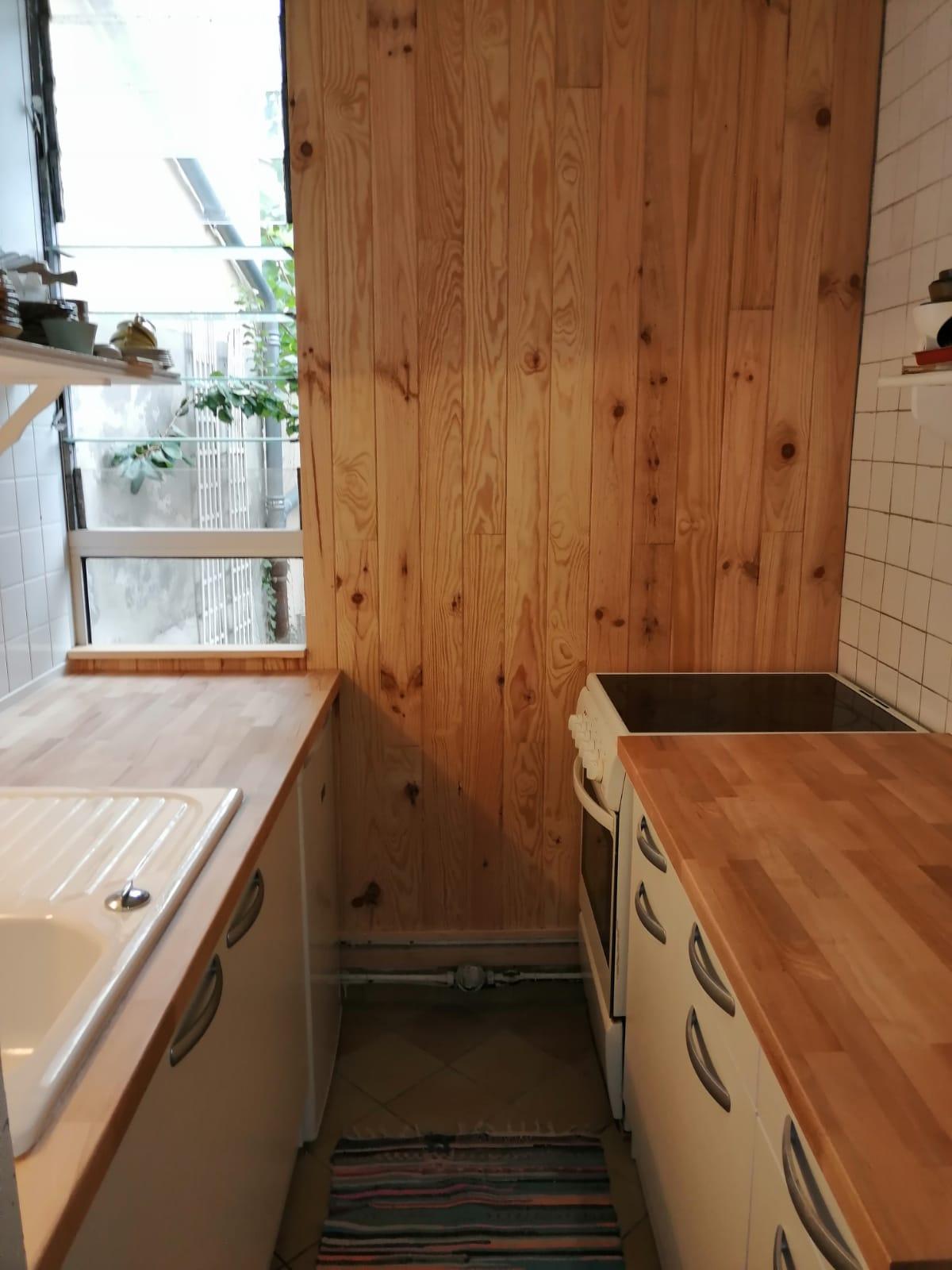 Rénovation cuisine Bordeaux