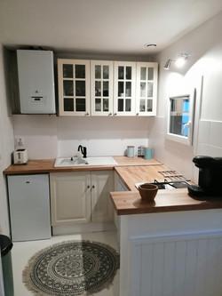 Rénovation d'un espace cuisine à Talence