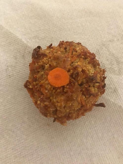Glutenfree small Carrot Cake