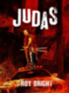 Supernatural sword wielding anti hero Judas Iscariot and Charlotte whose holy destiny it is to prevent the apocalypse