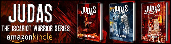 Judas Advert - All three books - with ki