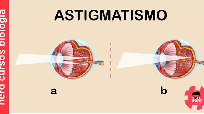 Você tem astigmatismo?