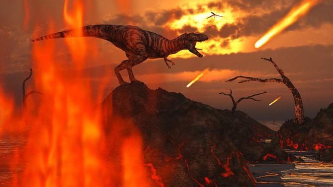 Aspectos ecológicos sobre a extinção dos dinossauros