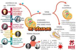 Mapas mentais 02 - Citologia