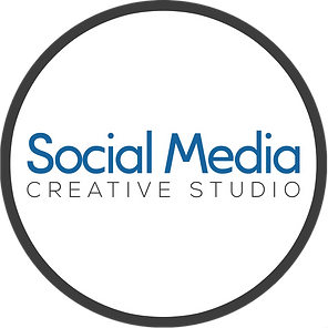 Circle Logo Social Media Creative Studio