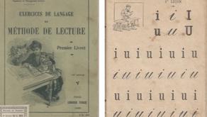 Comment donnait-on le goût de la lecture il y a 100 ans ?