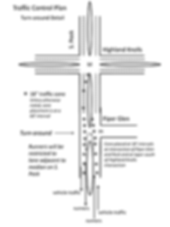 Traffic Control Plan - Katy Back to Scho