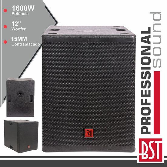 """Grave SubWoofer Passivo Pro 12"""" 1600W BST"""