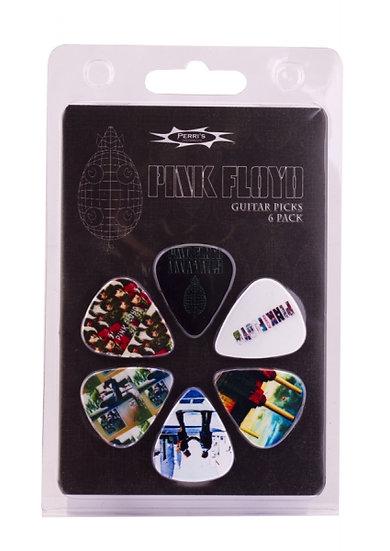 Pack 6 Palhetas Pink Floyd Perris Hp-Ad1