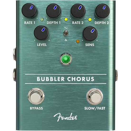 Pedal de Efeitos Fender Bubbler Analog Chorus/Vibrato
