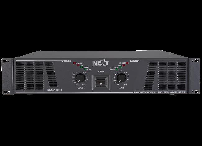 Amplificador Nextma2300