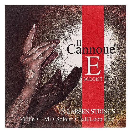 Corda Para Violino  Larsen Il Cannone Soloist Mi